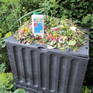 Kompostiermittel